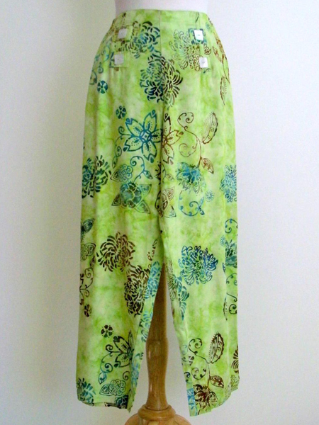 Sailor Pant in Key Lime