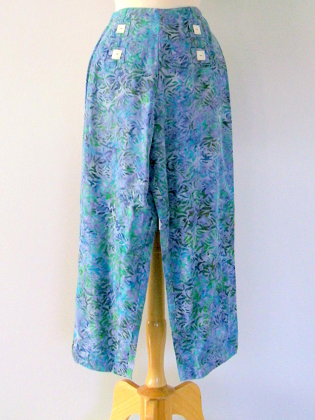 Sailor Pant in Morning Peony