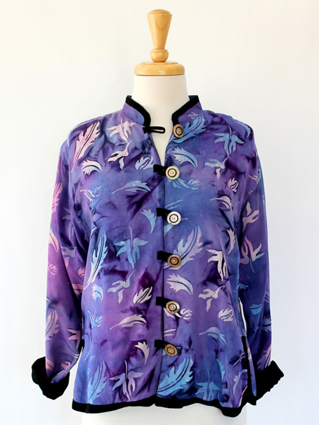 China Double Jacket in Wild