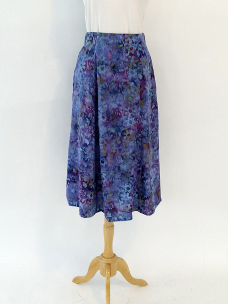Long Flair Skirt in Idle Time