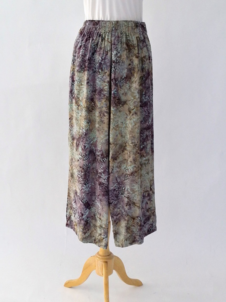 Split Skirt in Bamboo Song