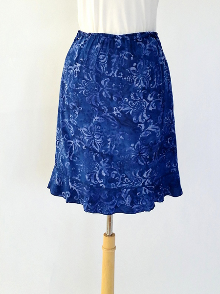 Short Ruffle Skirt in Turkish Immersion