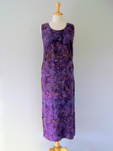 Angel Dress in Purple Dawn