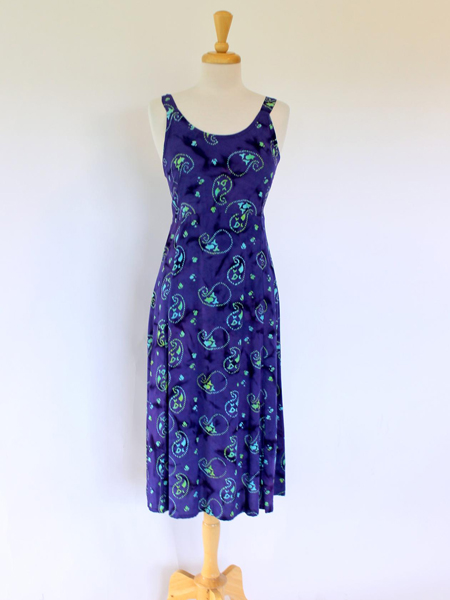 June Dress in Groovy