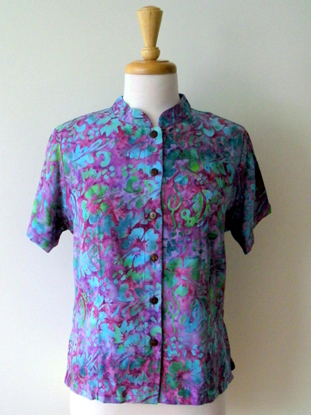 Harmony Top in Tropical Flower