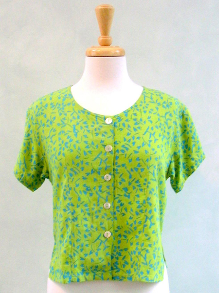 Victoria Blouse in Sweet Life